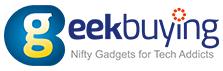 Voici le logo de geekbuying