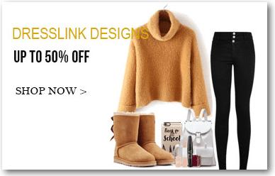 Mon avis sur Dresslink et ses promotions