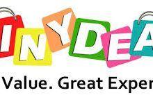 Le logo du site TinyDeal
