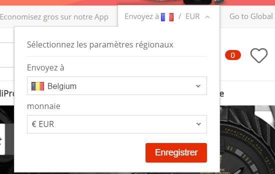 Comment commander sur AliExpress Belgique ? Je vous explique tout !