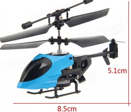 Ce drone de chez Banggood possède de toutes petites dimnesions