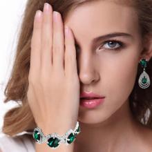 Le bijou de mariage proposé sur la boutique Rebekah Store