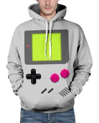 Un Hoodie GameBoy proposé chez GearBest