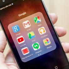 Huawei P9 dans la main