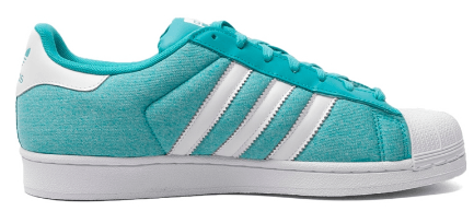 Une paire originale d'adidas superstars sur AliExpress