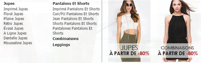 """Les """"bottoms"""" sur SheIn"""