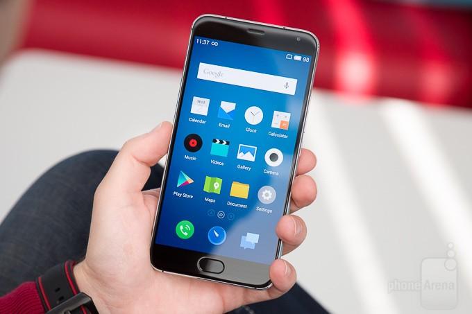 Parmi les meilleurs smartphones chinois de l'année 2016 ? Voici le meizu pro 5 !