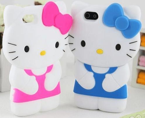 Une autre coque iphone à l'effigie d'Hello Kitty sur AliExpress