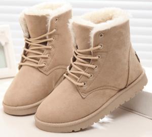 Des bottes pour femmes vendues sur AliExpress