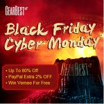 Code Promo GearBest : Profitez du Black Friday !