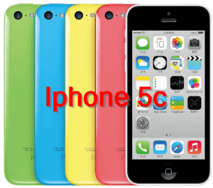 Comment trouver l'iPhone 5c sur AliExpress