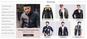 De jolis vêtements pour hommes proposés Par Milanoo