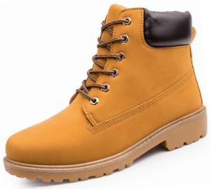 Paire de chaussures marron sur AliExpress