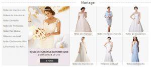 Mon avis sur les robes de mariée Milanoo
