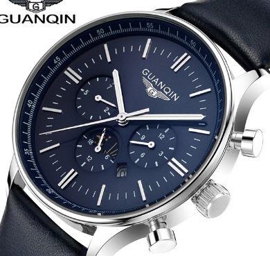 Les montres Guanqin sur AliExpress